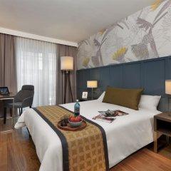 Отель Citadines City Centre Frankfurt 3* Стандартный номер с различными типами кроватей фото 2