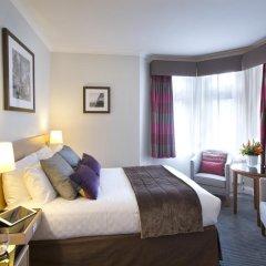 Отель Thistle Bloomsbury Park 3* Стандартный номер с различными типами кроватей фото 3