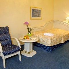 Отель Danubius Health Spa Resort Grandhotel Pacifik 4* Стандартный номер с различными типами кроватей фото 2