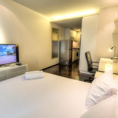 Отель The Title Comfort Condotel Пхукет комната для гостей фото 4