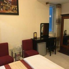 Canary Hotel 2* Стандартный семейный номер с двуспальной кроватью