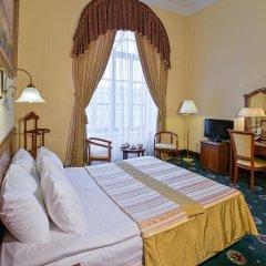 Гостиница Айвазовский Полулюкс с двуспальной кроватью фото 4