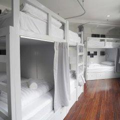 Отель Cacha bed Кровать в женском общем номере с двухъярусной кроватью фото 2