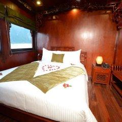 Отель Halong Royal Palace Cruise 3* Номер Делюкс с различными типами кроватей