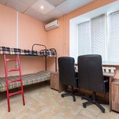 Star House Hostel Кровать в женском общем номере с двухъярусными кроватями фото 3