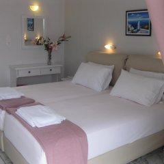 Hotel Milos 3* Улучшенный номер с различными типами кроватей фото 13