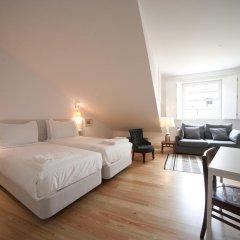 Отель My Suite Lisbon 4* Люкс с различными типами кроватей фото 3