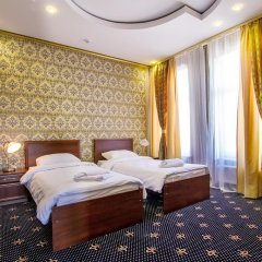 Гостиница Золотая ночь 3* Номер Делюкс с различными типами кроватей фото 2
