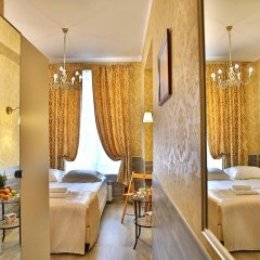 Мини-Отель Ария на Римского-Корсакова Студия с различными типами кроватей фото 36