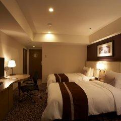 Hotel Ryumeikan Tokyo 4* Стандартный номер с 2 отдельными кроватями фото 2