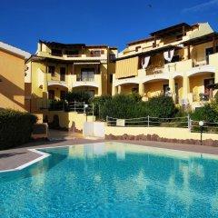 Отель La Ferula Blu Италия, Кастельсардо - отзывы, цены и фото номеров - забронировать отель La Ferula Blu онлайн бассейн