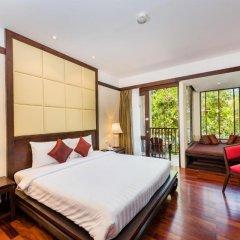 Отель Duangjitt Resort, Phuket 5* Номер Делюкс с двуспальной кроватью фото 13