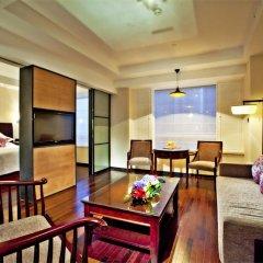 SSAW Boutique Hotel Shanghai Bund(Narada Boutique YuGarden) 4* Представительский люкс с различными типами кроватей фото 3