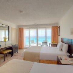 Отель Krystal Cancun Мексика, Канкун - 2 отзыва об отеле, цены и фото номеров - забронировать отель Krystal Cancun онлайн комната для гостей фото 4