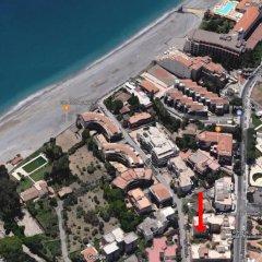 Отель Casa Vacanze Giardini Джардини Наксос пляж