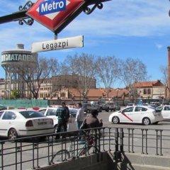 Отель Hostal Conchita Legazpi Испания, Мадрид - отзывы, цены и фото номеров - забронировать отель Hostal Conchita Legazpi онлайн парковка