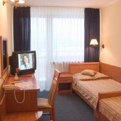 Отель Ośrodek Konferencyjno Wypoczynkowy Hyrny Стандартный номер