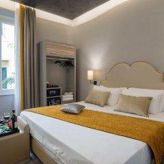 Отель Colonna Suite Del Corso 3* Стандартный номер с различными типами кроватей фото 31