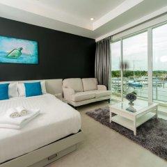 Отель Krabi Boat Lagoon Resort 3* Студия с различными типами кроватей фото 3