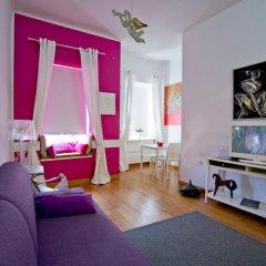 Отель Rooms Zagreb 17 4* Апартаменты с различными типами кроватей