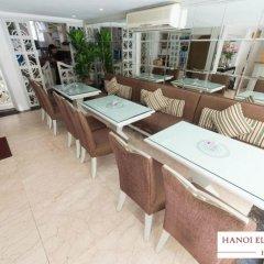 Hanoi Elite Hotel интерьер отеля