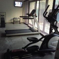 Отель Life Gallery фитнесс-зал