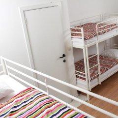 Brussel Hello Hostel Кровать в женском общем номере с двухъярусной кроватью фото 2
