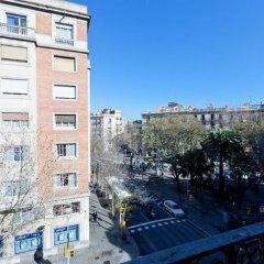 Отель AB Central Apartments Испания, Барселона - отзывы, цены и фото номеров - забронировать отель AB Central Apartments онлайн балкон