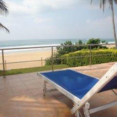 Отель Villa Jayananda пляж