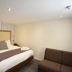 The Waterside Hotel and Galleon Leisure Club 3* Стандартный семейный номер с двуспальной кроватью