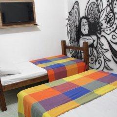 Отель Mangueville Стандартный номер с различными типами кроватей фото 2