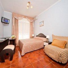 Гостевой Дом Имера Стандартный номер с разными типами кроватей фото 6