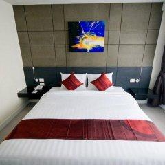Отель Park Residence Bangkok 3* Улучшенный номер