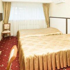 Гостиница Лазурный берег Номер Комфорт с 2 отдельными кроватями