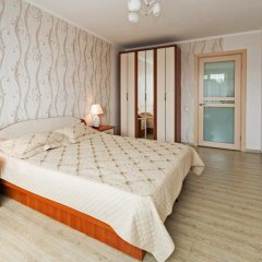 Апартаменты Bolshoy Tishinsky Apartment комната для гостей фото 4