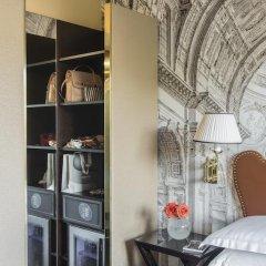 Отель Starhotels Michelangelo 4* Стандартный номер с различными типами кроватей фото 12