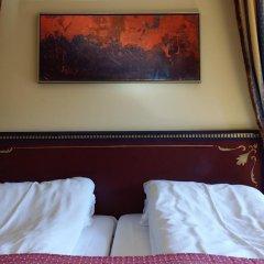 Отель Hotell Refsnes Gods 4* Стандартный номер с 2 отдельными кроватями фото 6
