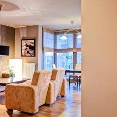 Отель Apartamenty Sun & Snow Poznań Польша, Познань - отзывы, цены и фото номеров - забронировать отель Apartamenty Sun & Snow Poznań онлайн комната для гостей фото 4
