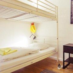Lisbon Chillout Hostel Кровать в общем номере