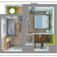 Side Resort Hotel 4* Стандартный номер с различными типами кроватей фото 2