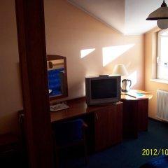 Отель Willa Zbyszko 2* Стандартный номер с двуспальной кроватью фото 3