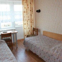 Гостиница Спутник Номер Бизнес с разными типами кроватей фото 5