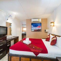 Rich Resort Beachside Hotel 2* Стандартный номер с различными типами кроватей фото 7