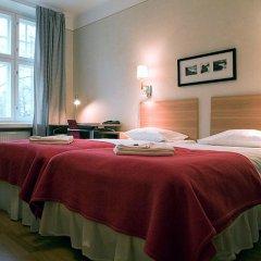 Отель Hellsten Helsinki Parliament 3* Улучшенная студия с разными типами кроватей фото 7