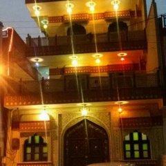 Hotel Baba Haveli парковка