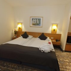 City Hotel Muenchen 3* Номер Делюкс фото 4