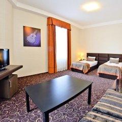 Гостиница Alfavito Kyiv 4* Стандартный номер с различными типами кроватей фото 4