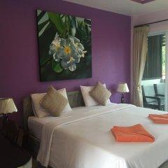 Baan Suan Ta Hotel 2* Улучшенный номер с различными типами кроватей фото 6