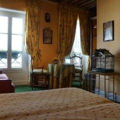 Отель Relais Médicis 4* Стандартный номер с различными типами кроватей фото 5