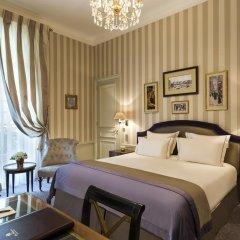 Отель Hôtel Westminster Opera 4* Улучшенный номер с различными типами кроватей